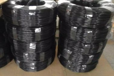 China Black Flexible PVC Tubing Soft Sleeves Insulation hose ROHS  UL Approval supplier