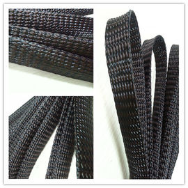 China Polyester Self-locking Self Wrapping Sleeving for Cable Protection factory
