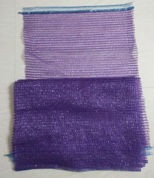 Material Pe Reusable Mesh Produce Bags , Tubular Knitted Plastic Mesh Sleeving